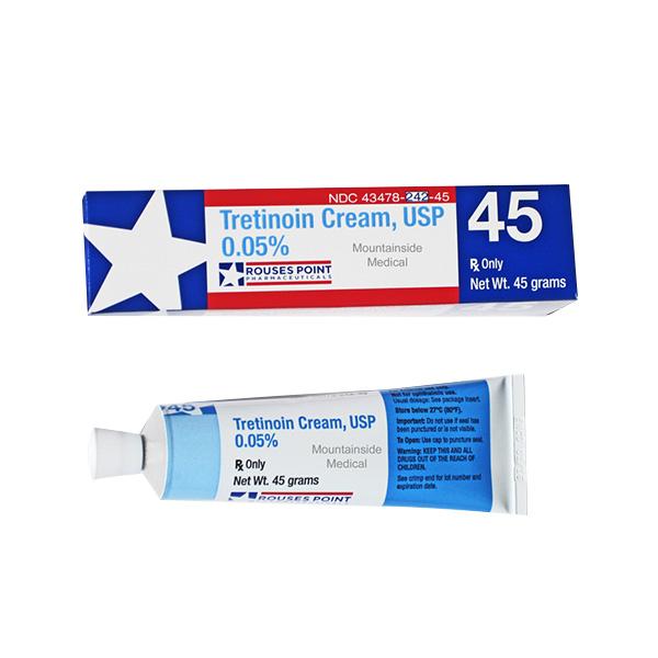 Tretinoin Cream 0.05%